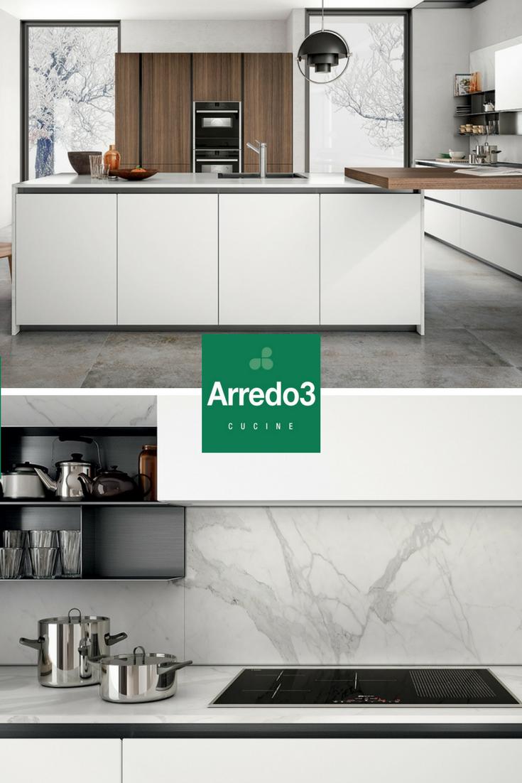 Cucina moderna, elegante e raffinata nel 2019 | Cucine moderne ...