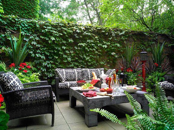 Ensemble de patio en rotin ou résine tressée- 25 idées super ...