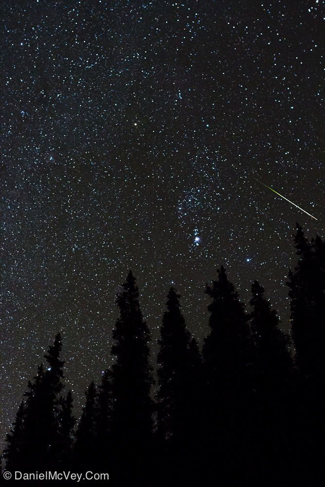 orionid meteor shower leftovers of halley s comet http www space