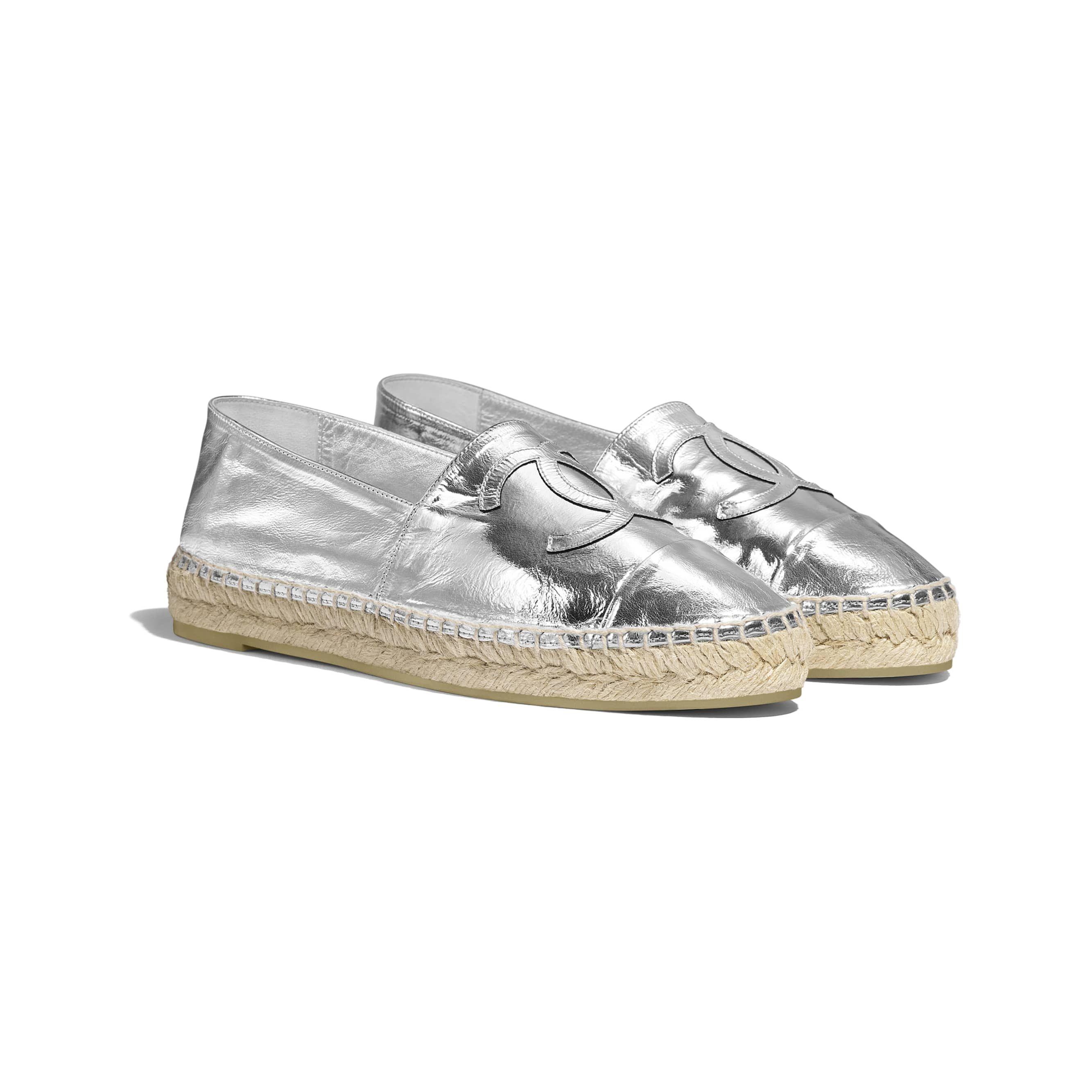Chanel - Cruise 2018/19   Silver