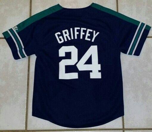 the best attitude 71093 88e55 STARTER Seattle Mariners Ken Griffey Jr. MLB Jersey #jerseys ...