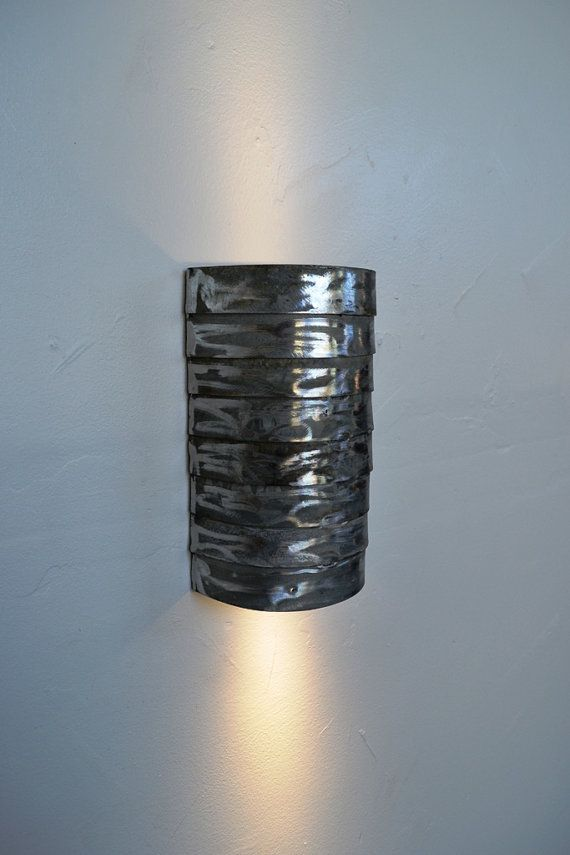 LOFT Lighting - V25 Wine Barrel Ring Wall Sconce - 100% Recycled