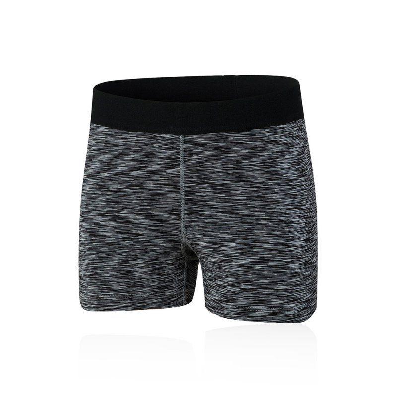 5 colori sport compressione donna yoga pantaloni corti palestra correre allenamento leggings fitness yoga breve