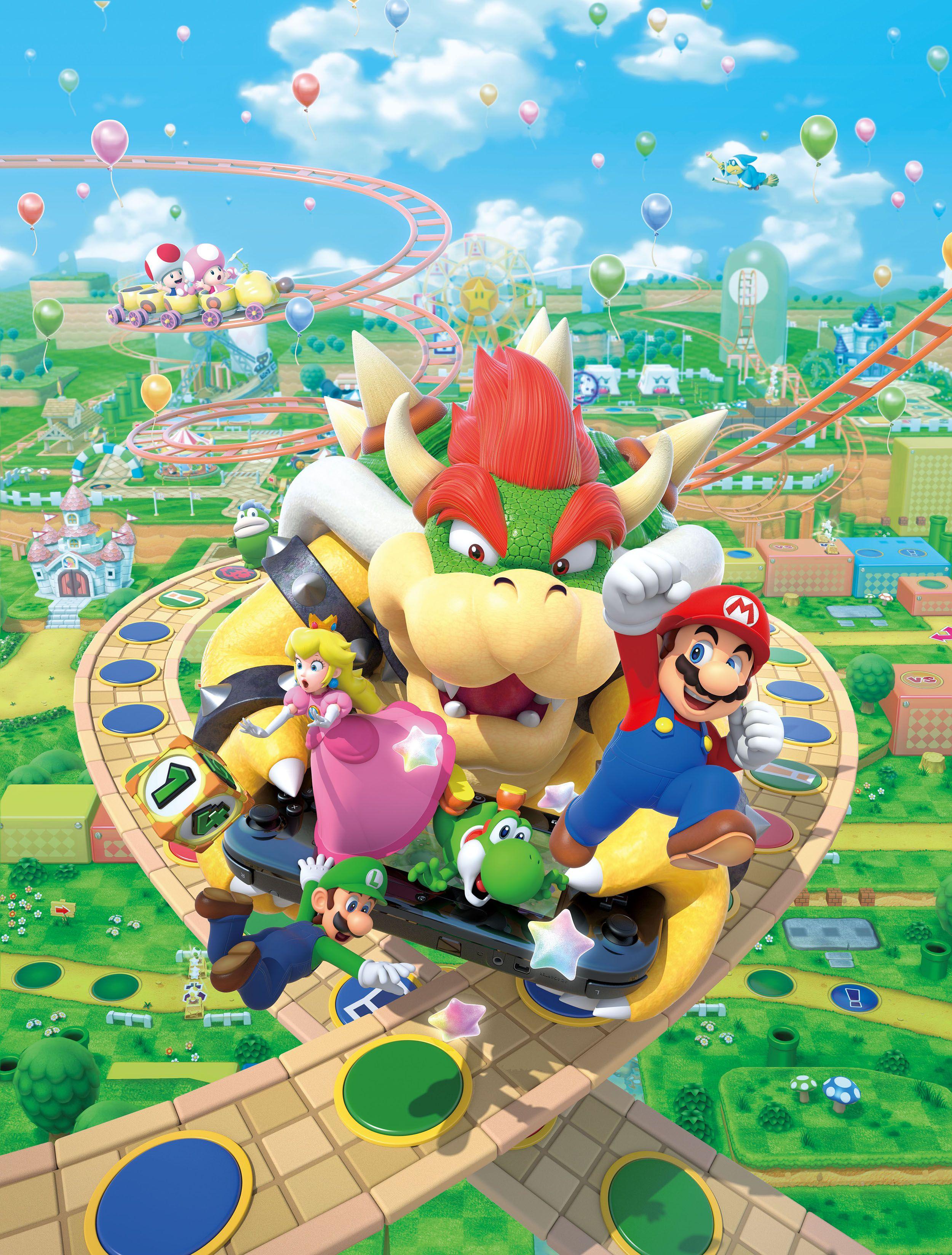 Mario Party10 Super Mario Pinterest Juegos Mario And Videos
