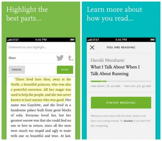 5 best book reading apps for iPhone and iPad | Book UI