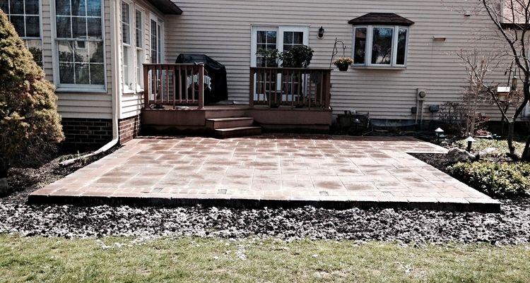Welcome Home Remodeling, Ltd Eastlake, OH 44095 Custom Stone Patios