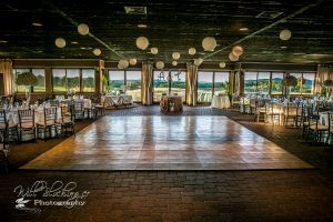 Wedding Reception Setup At Ballyowen Golf Club Ready For You And Your Guests Is Part Of Crystal Springs Resort
