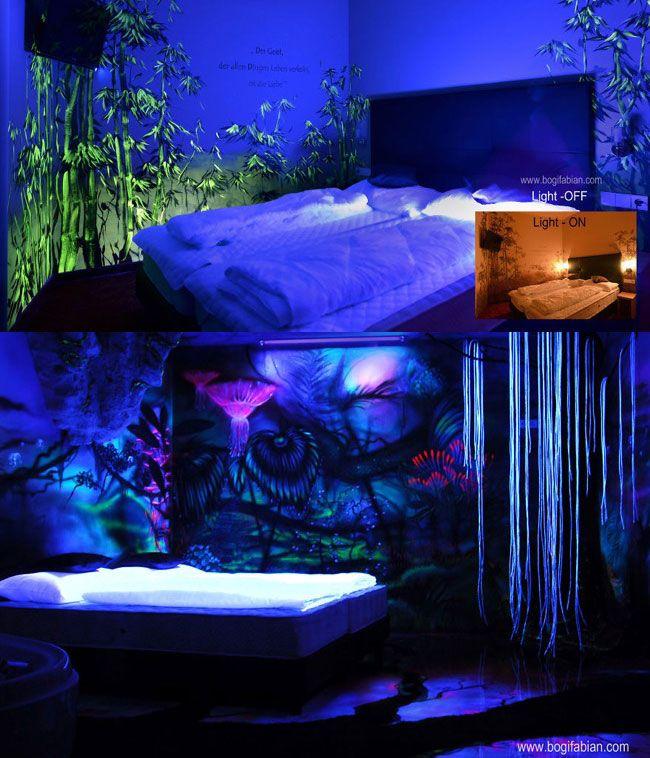 Bogi Fabian Art Fluorescent Paint (Craft Store