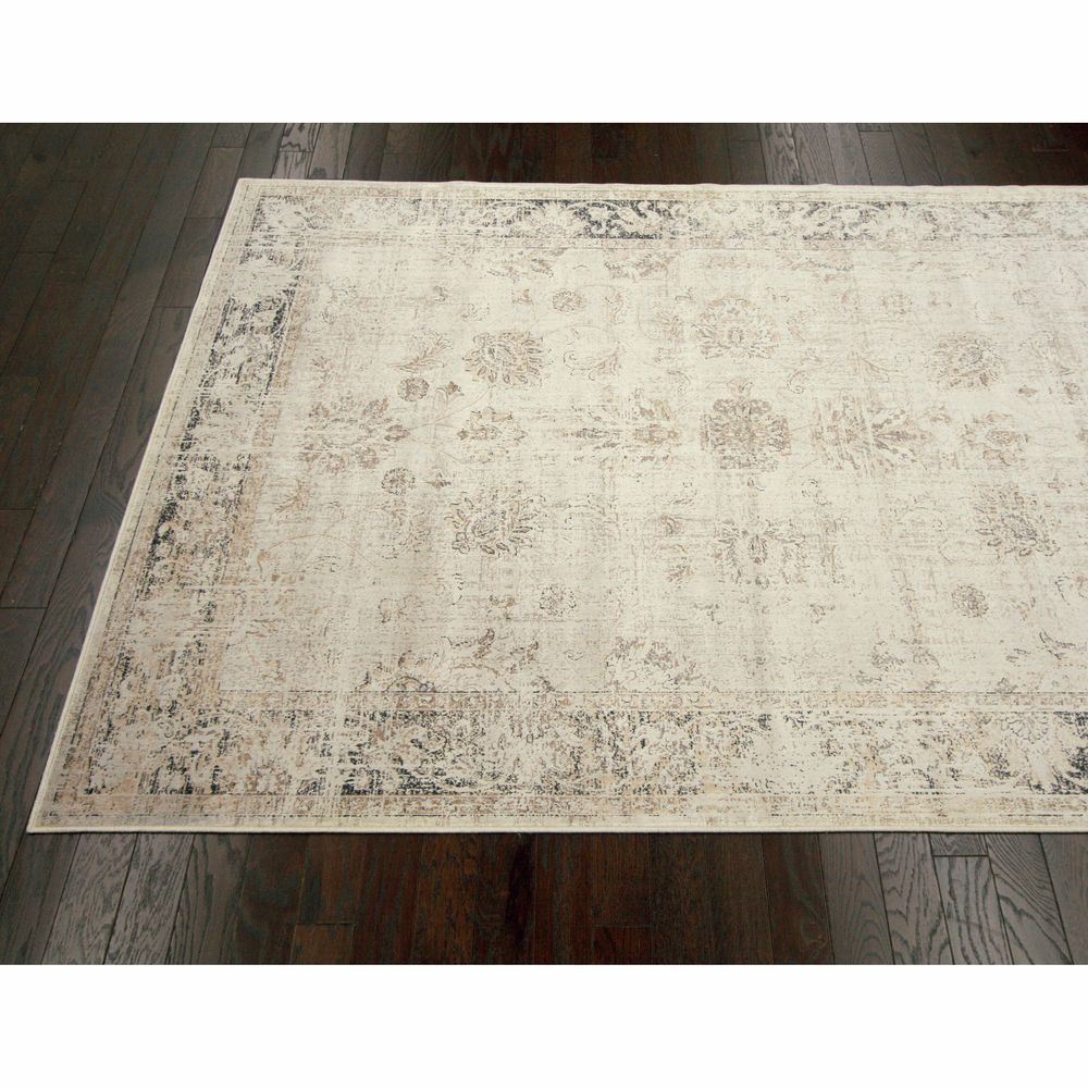 Nuloom Oriental Vintage Viscose Persian Natural Area Rug Ping Great Deals On