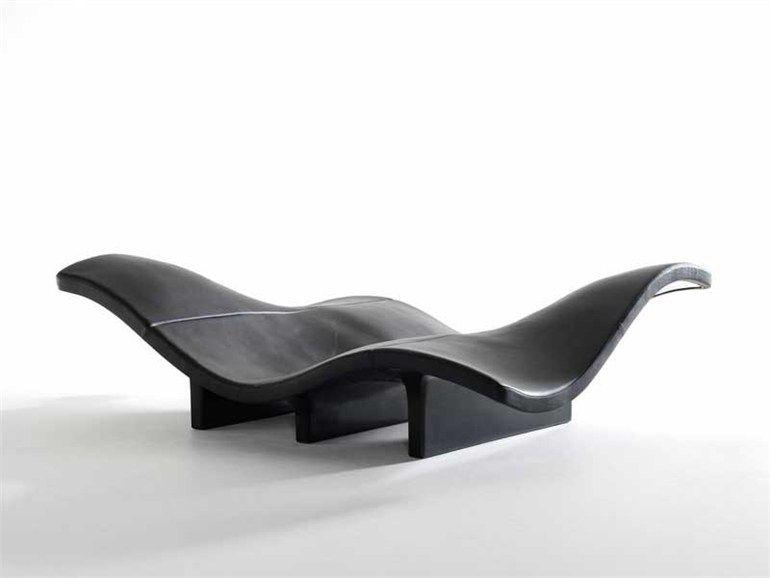 Day bed WAVES by Erik Jørgensen | design ERNST & JENSEN