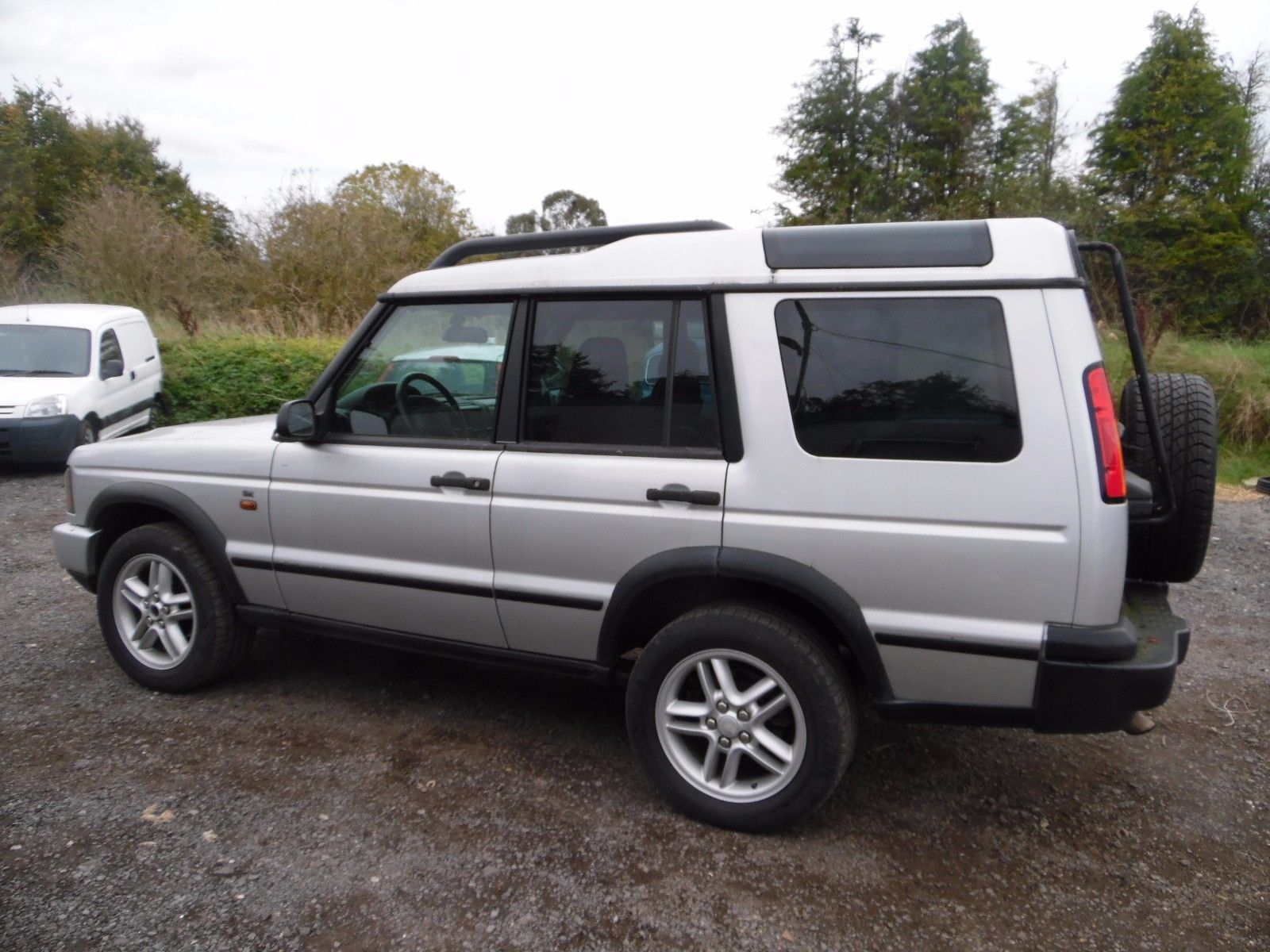 eBay: lhd land rover discovery se trail edition 4.6 auto g4 ...