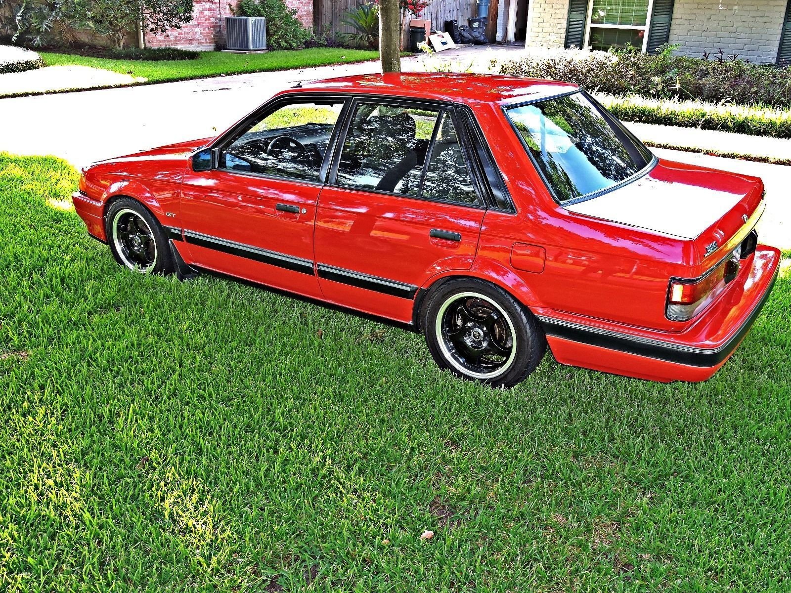 1988 mazda 323 gt turbo sedan gtx b6t love to own. Black Bedroom Furniture Sets. Home Design Ideas
