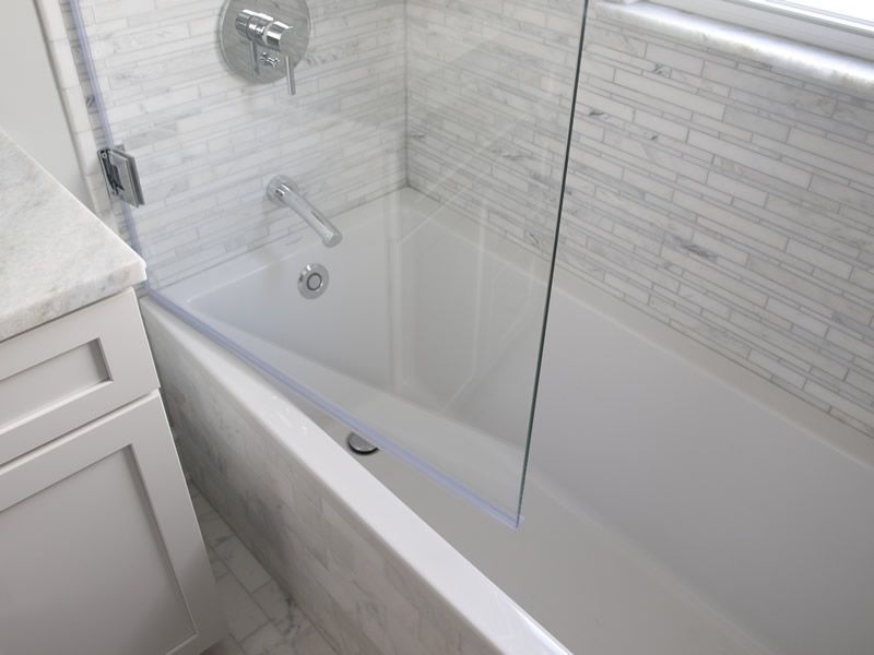 Marvelous Thinking About A Frameless Door For The Shower. Iu0027m Done With Shower  Curtains