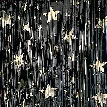Our Black And Gold Star Foil Curtains Come With High Shine To Give