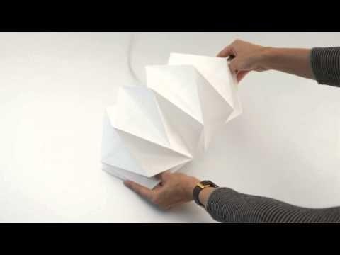 Artemide - Issey Miyake - Hoshigame - YouTube