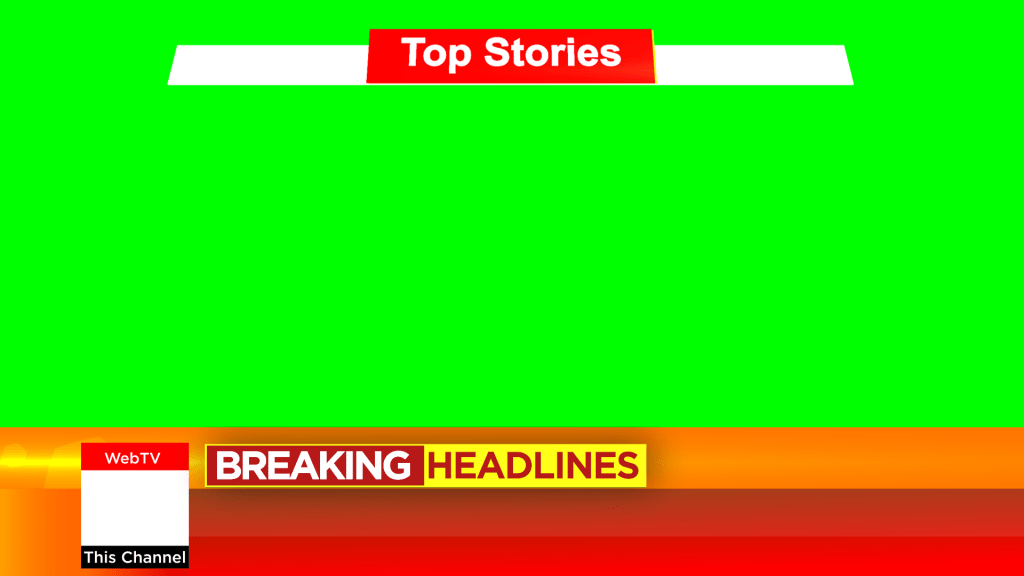Download Breaking Headlines Free Adobe Premier Template Png Images And Green Screen Videos Mtc Tutorials Greenscreen Green Screen Images Png Images