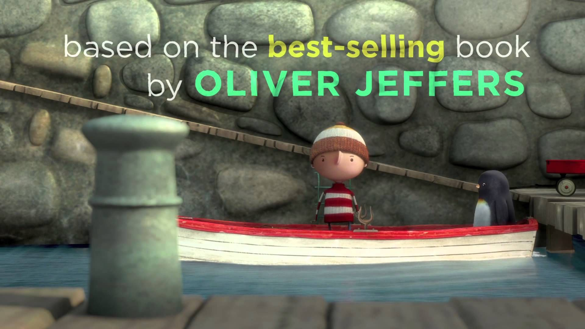 Lost and Found 2013 Movie Oliver jeffers