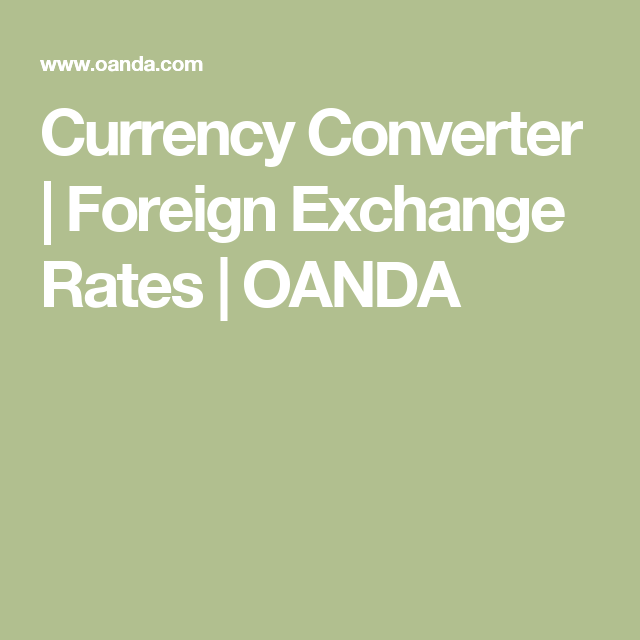 Eur Usd Currency Converter Live Rates Oanda