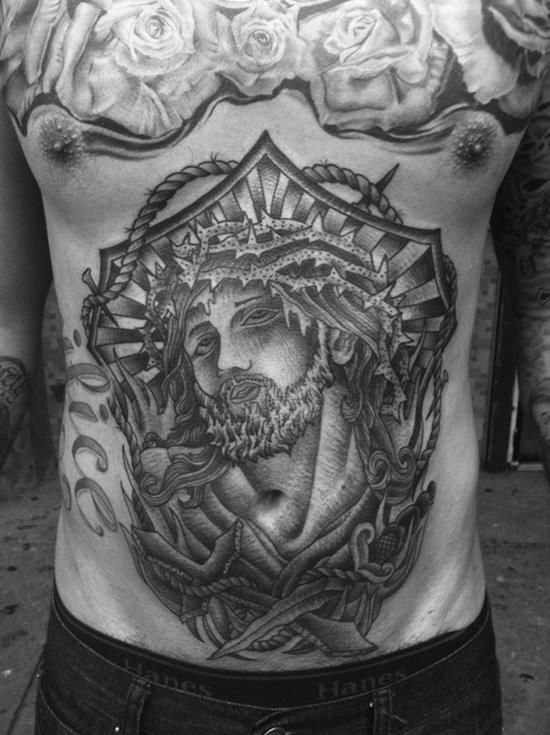 Stomach Tattoos for Men - Ideas and Inspiration for Guys ...