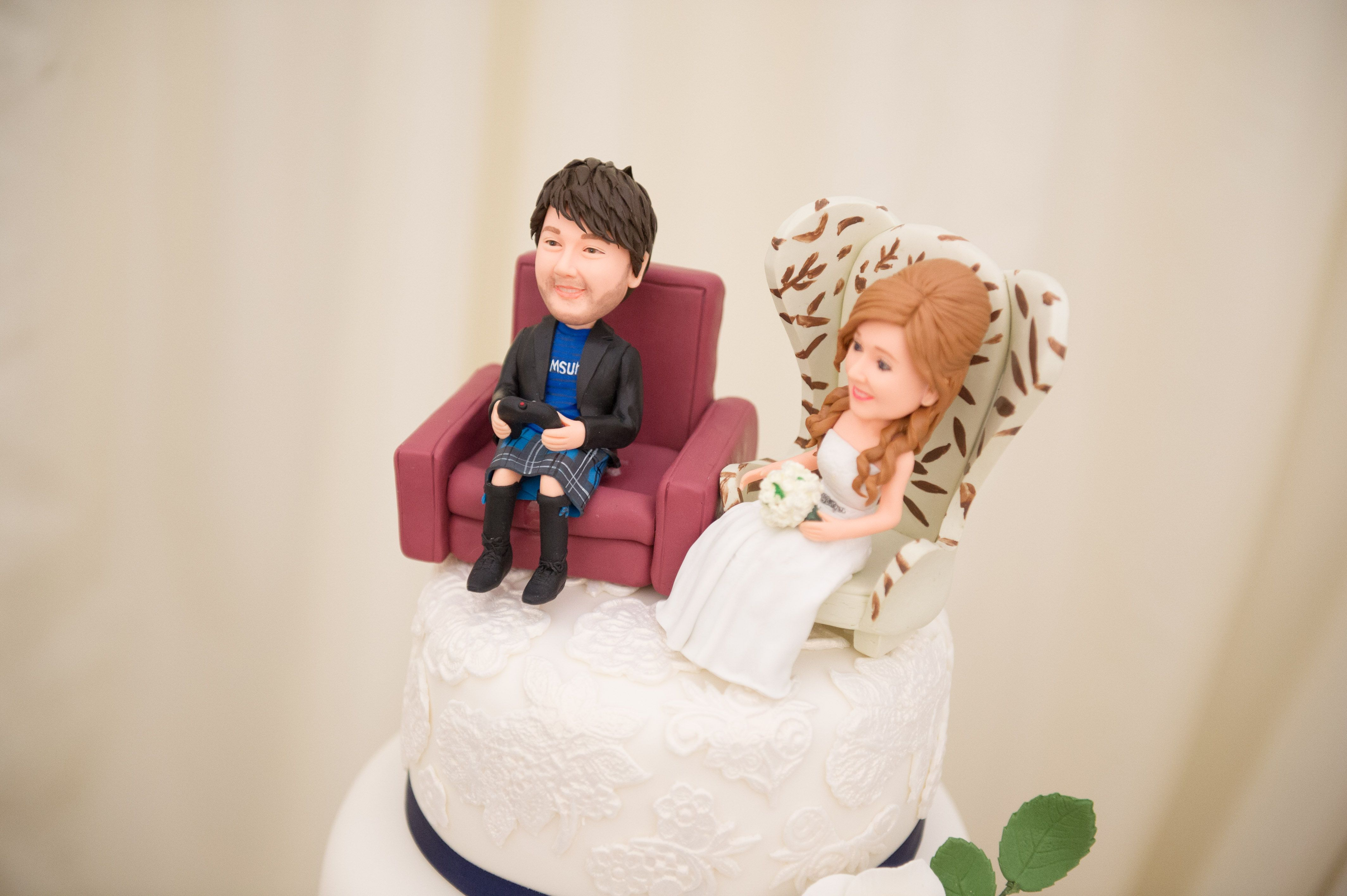 Cake UP Themed Toppers