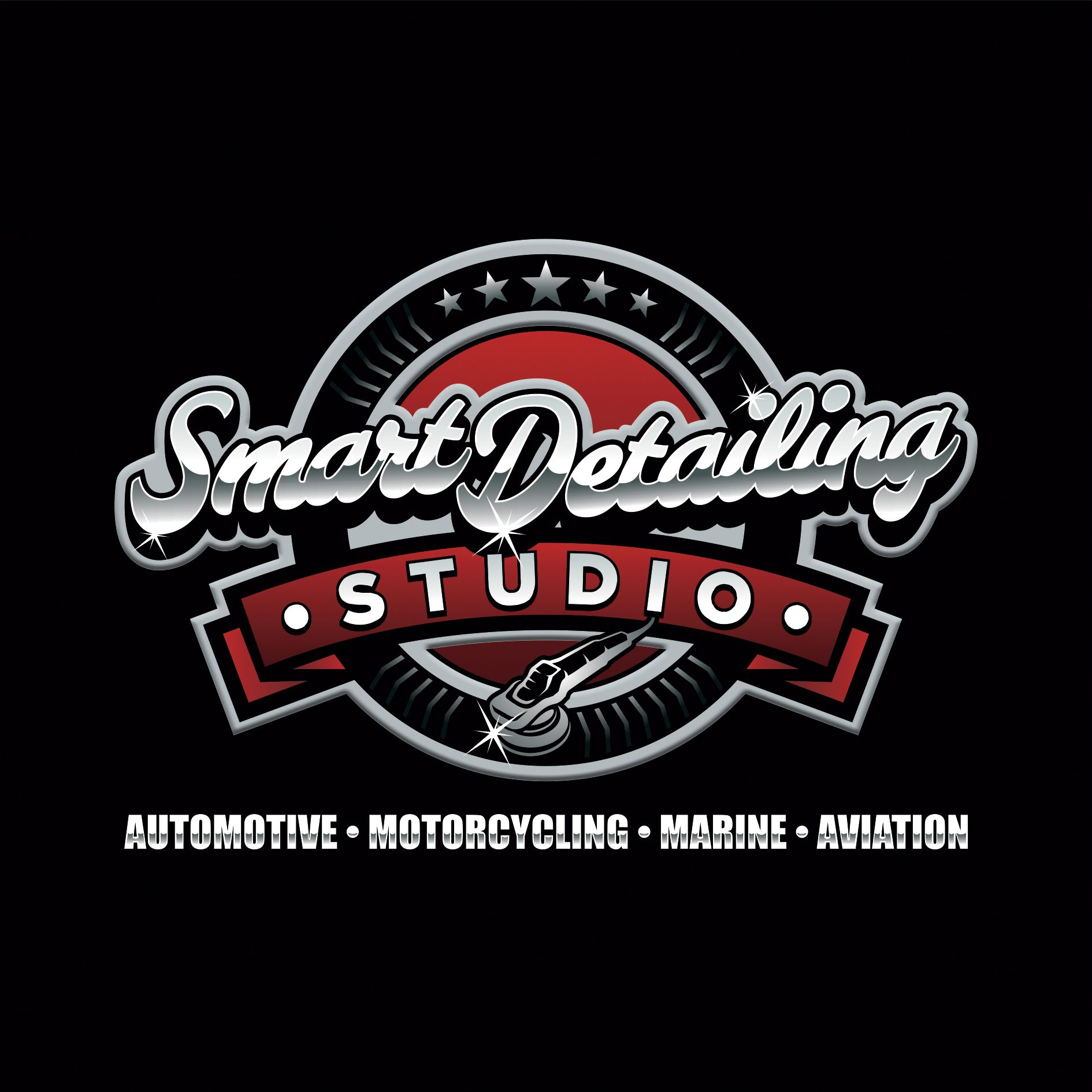 Logo Smart Detailing in 2020 Automotive logo design