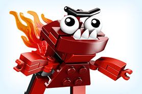 for the boys: LEGO Mixels: Zorch - Infernites Thumb