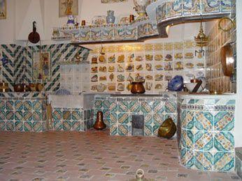 Instalaci n museogr fica de la cocina museo nacional de - Ceramica para cocinas ...