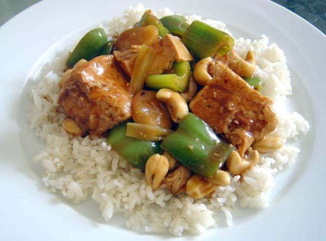 7 fun vegan tofu stir fry recipes cashew chicken tofu and stir fry 7 fun vegan tofu stir fry recipes forumfinder Images