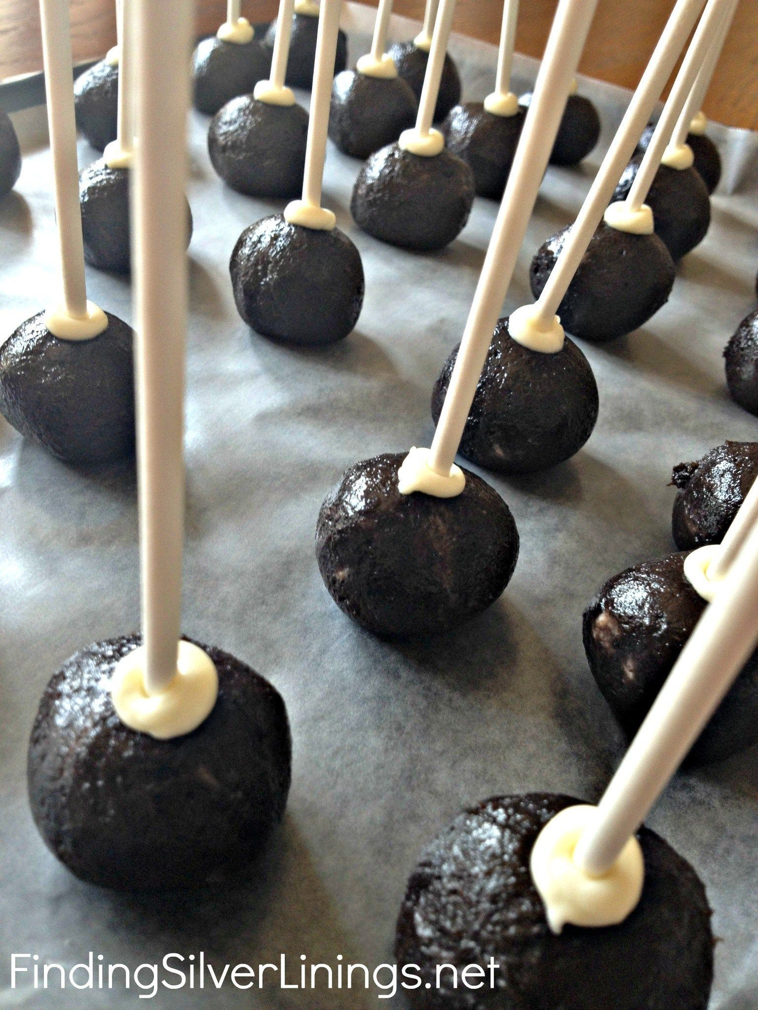 Oreo Cake Pops   Finding Silver Linings
