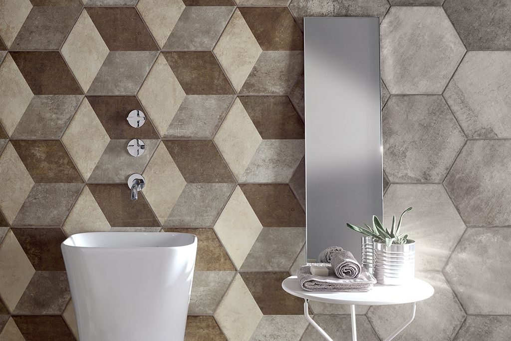 Piastrelle Di Cemento Per Esterni : Heritage ceramiche fioranese piastrelle in gres porcellanato per