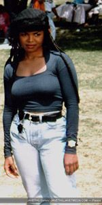 Janet Jackson Poetic Justic... Iu0026#39;m going to dress like this for my friends Jackson costume party ...