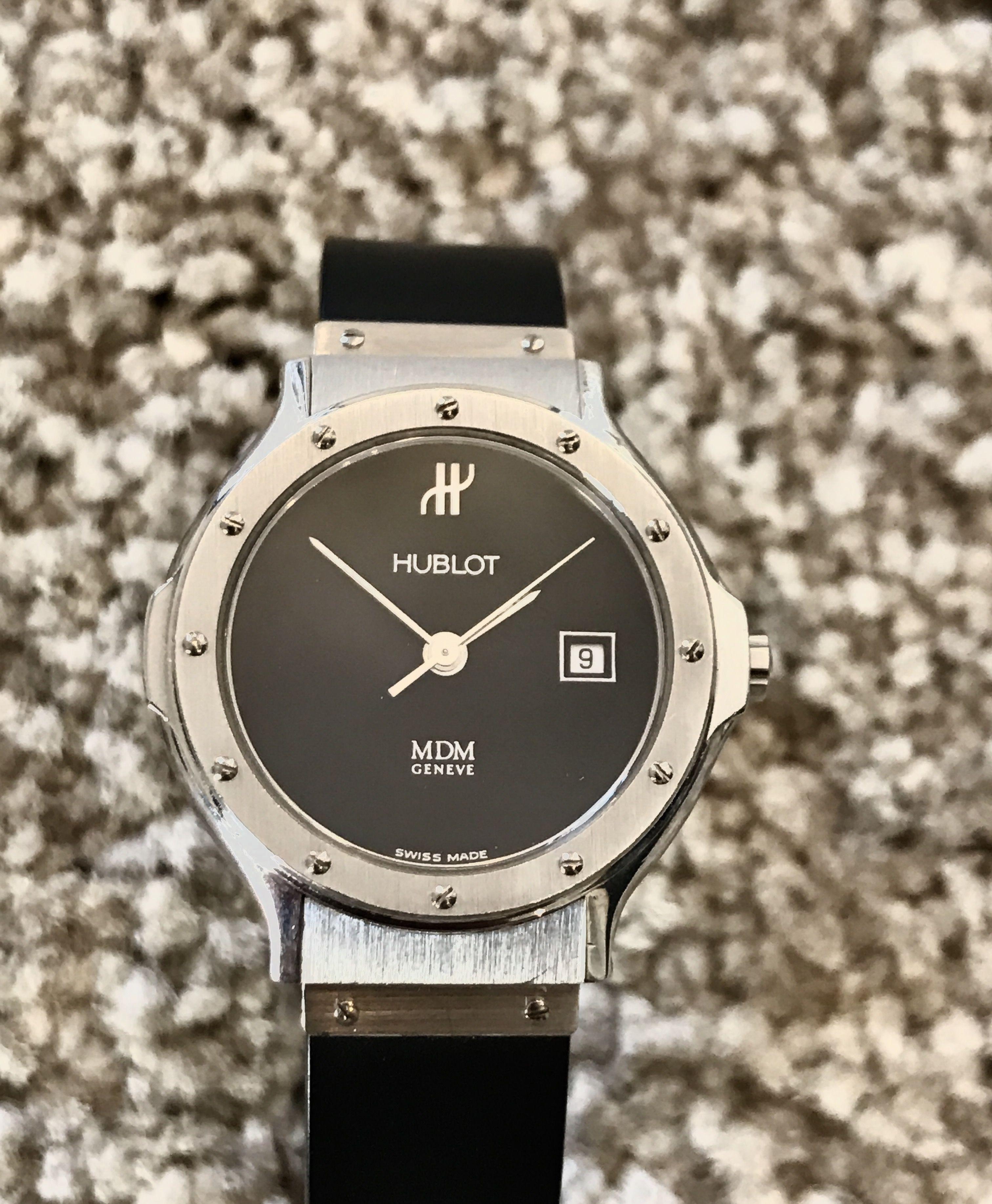 3c2219f3b3fa Reloj de mujer Hublot Classic comprar en Valencia