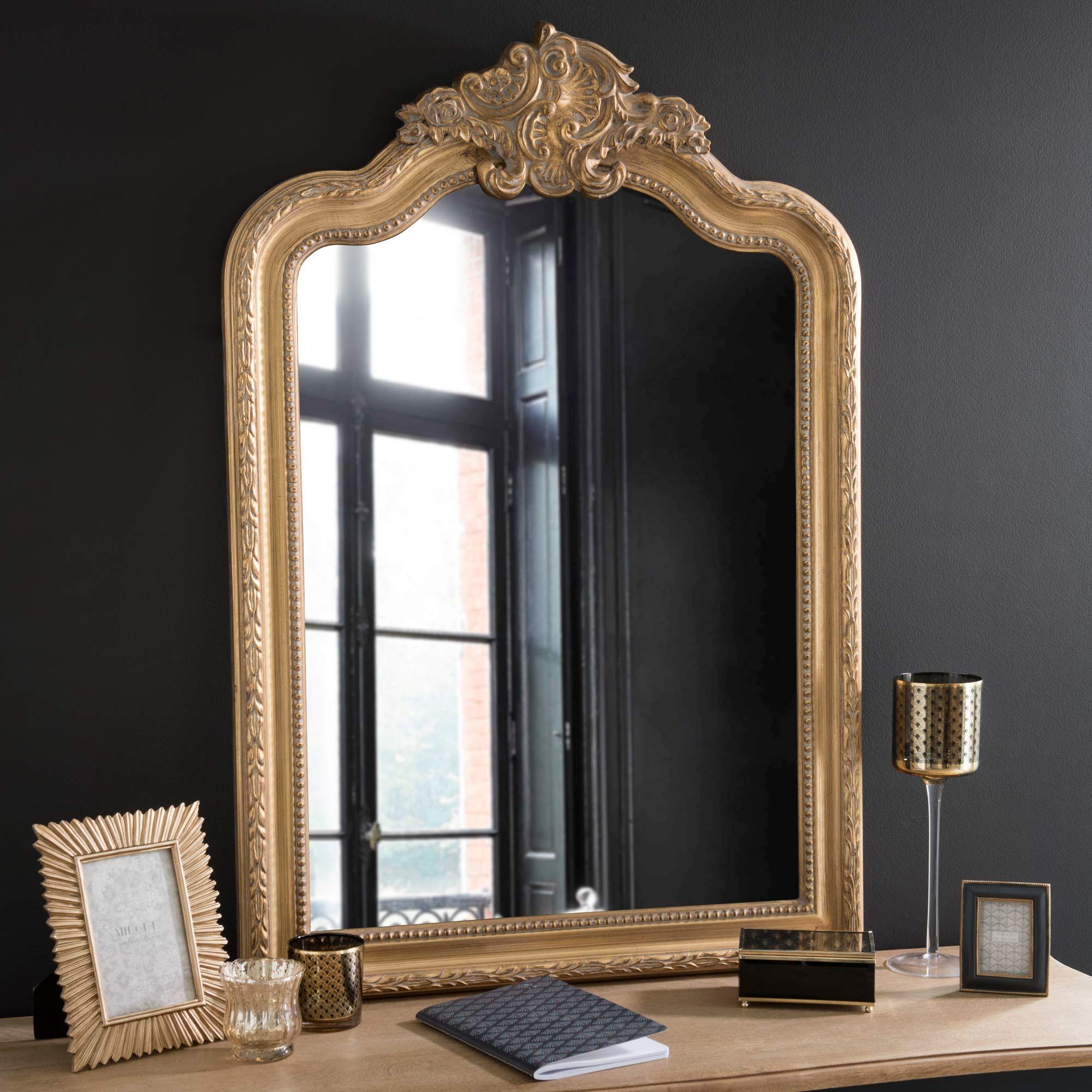 Grand Miroir D Entrée déco murale en 2019 | décoration maison, miroir salon et