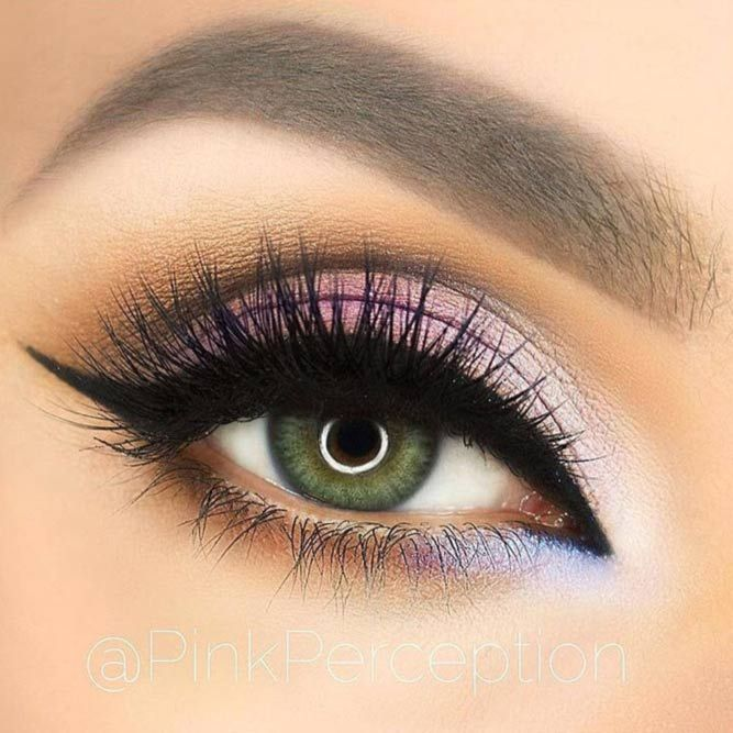 42 Most Attractive Makeup Ideas For Dark Green Eyes Makeup
