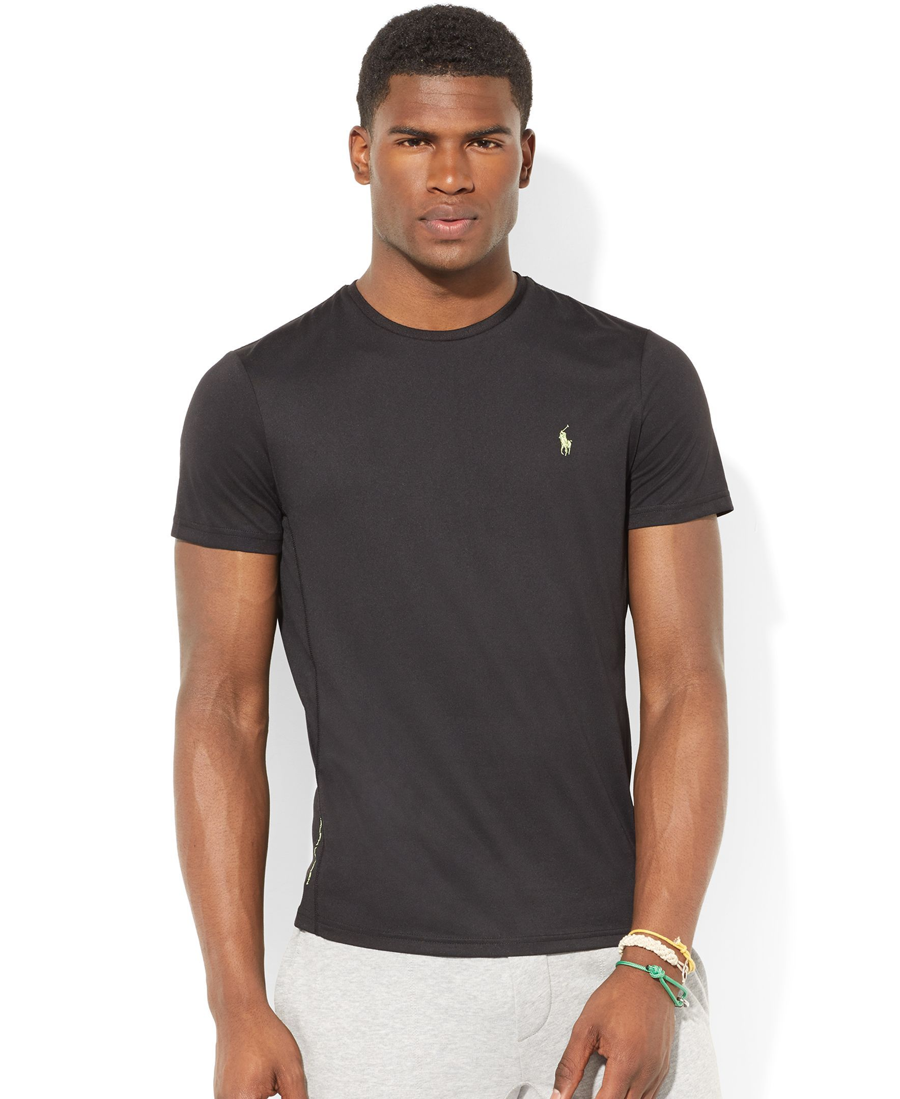 93314d2a3 Polo Ralph Lauren Jersey Performance T-Shirt | Products | Polo ralph ...