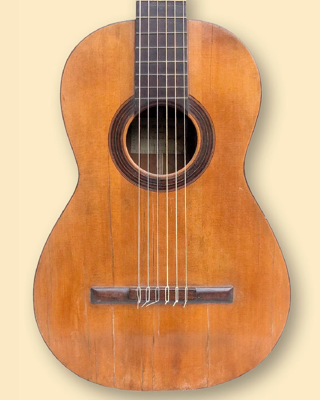 guitare classique francaise
