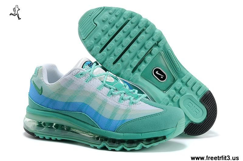 0b9897e294 Turquoise Sky Nike Air Max 95 | Just Relaxing with Fashion | Nike ...