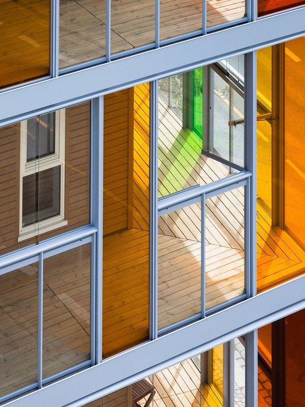 Verket | Link Arkitektur; Photo: Hundven-Clements Photography | Archinect