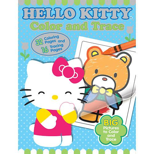Hello Kitty Trace Color