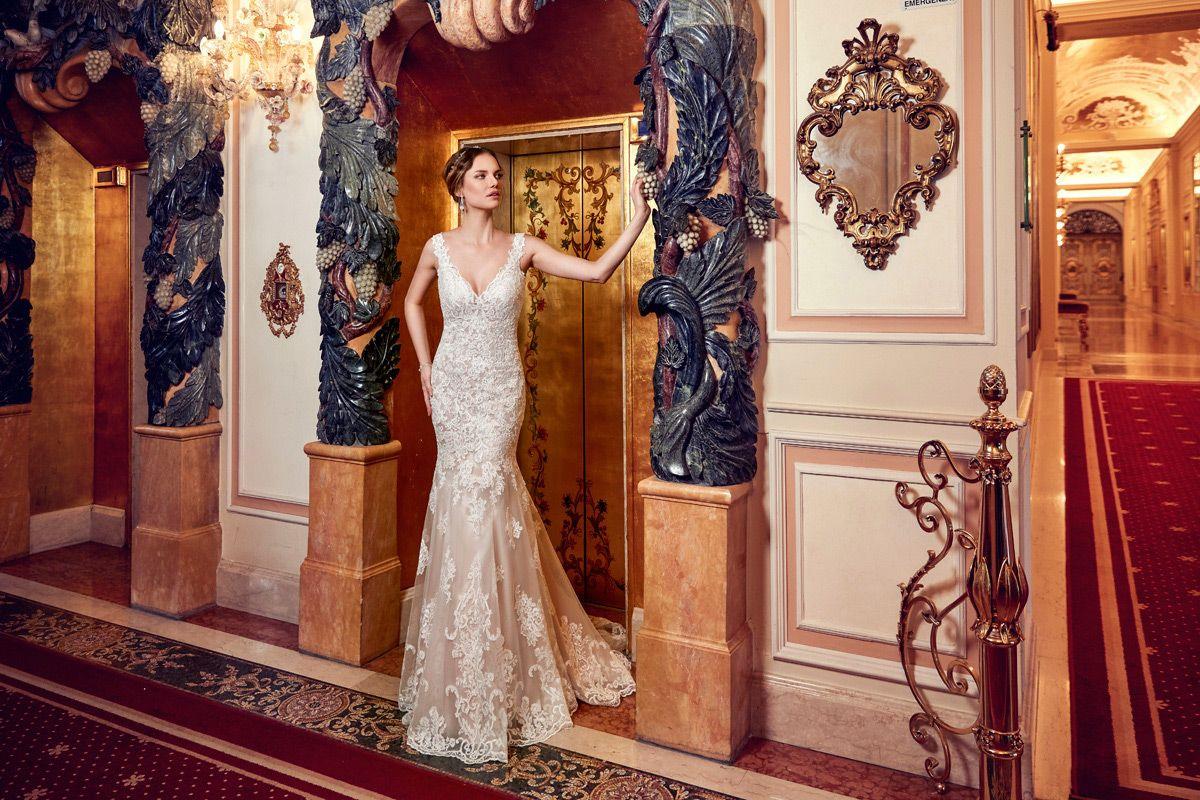 Brautkleid Eddy K Kollektion 2018 - EK1154 | Brautkleider | Pinterest