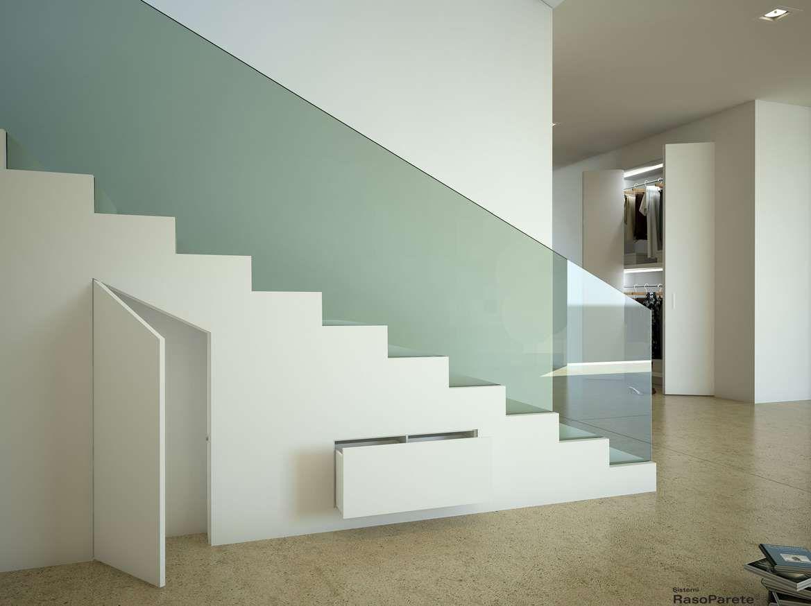 Arredare Sottoscala ~ Sottoscala design cerca con google staircase