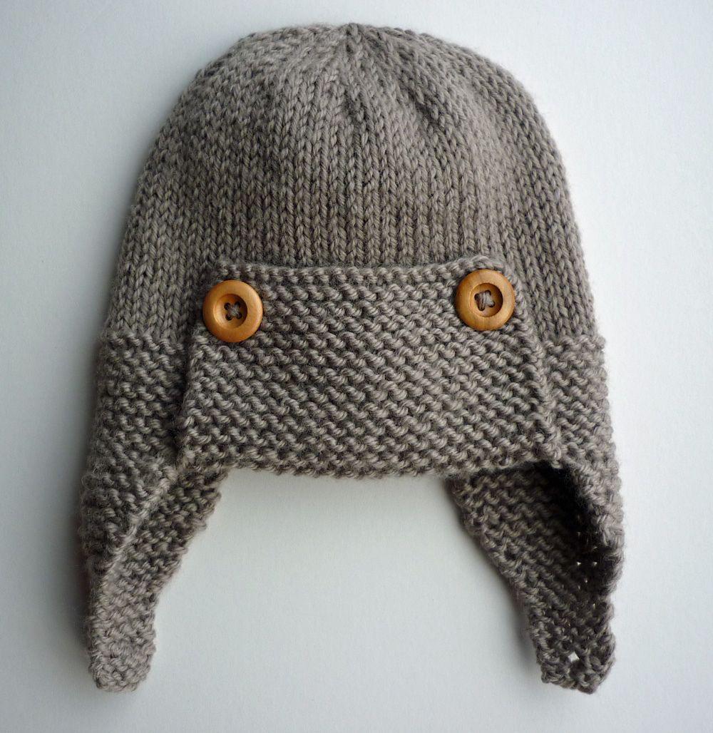 Regan - Aviator hat pattern by Julie Taylor | Aviator hat, Ravelry ...