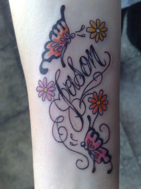 Jason Name Name Jason Tattoos Http Www Ratemyink Com Action Ssp Pid 84324 Up Tattoos Cool Tattoos Beautiful Tattoos