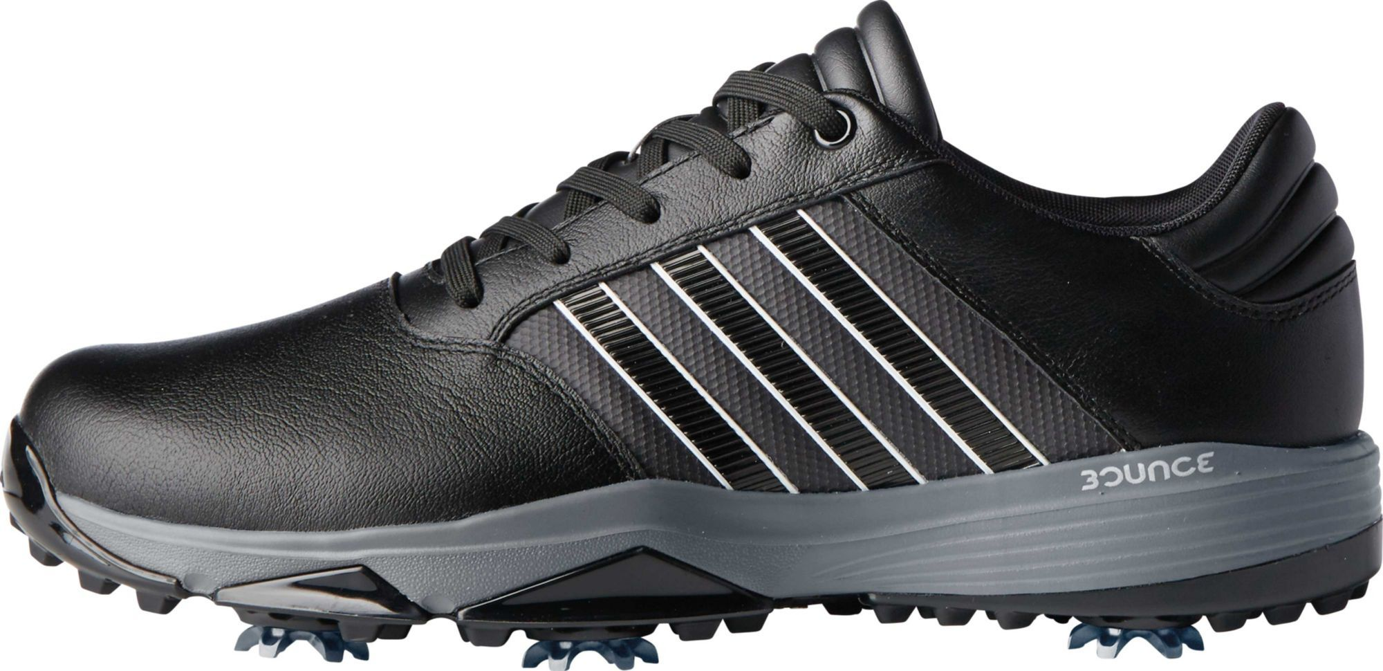 adidas 360 Bounce Golf Shoes, Black Golf shoes, Womens
