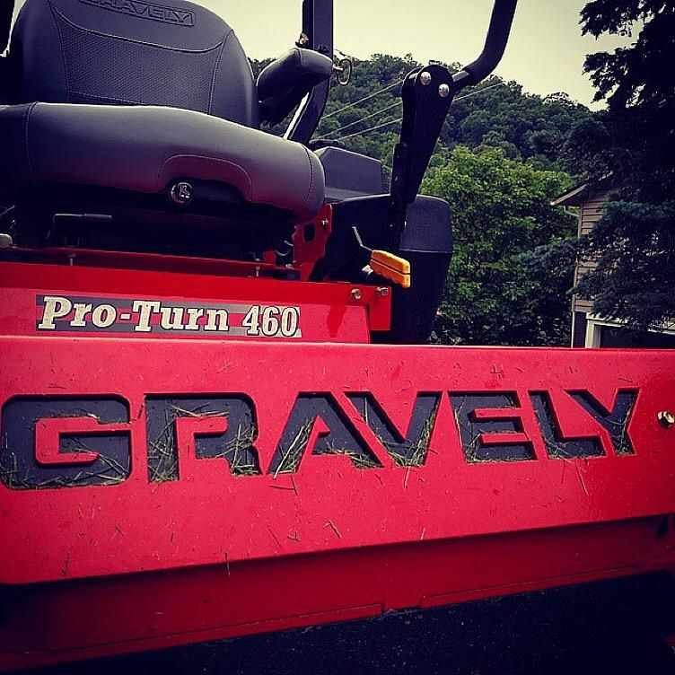 Gravely on (With images) Take a seat, Air ride, Turn ons