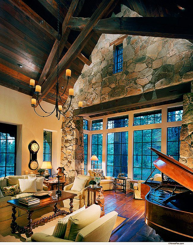 Beautiful Country House Design Architecture European House