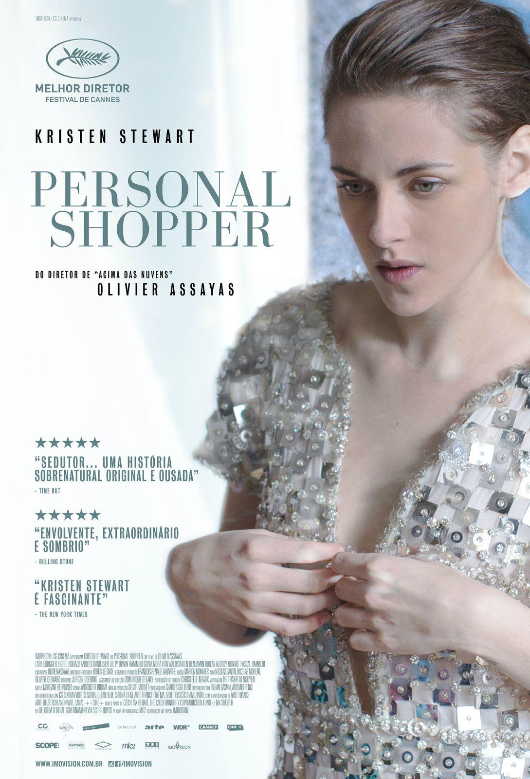 Um Filme De Olivier Assayas Com Kristen Stewart Lars Eidinger