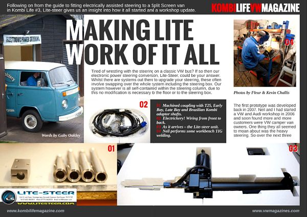Pin by Kombi Life VW Magazine on Issue 6: Jul - Sep 2014