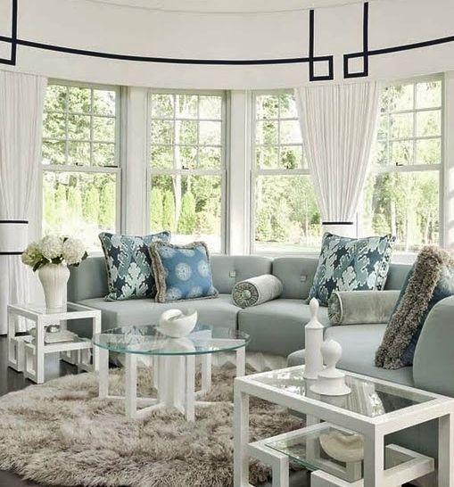 Indoor Sunroom Decorating Ideas Classic Chic Home Sensational