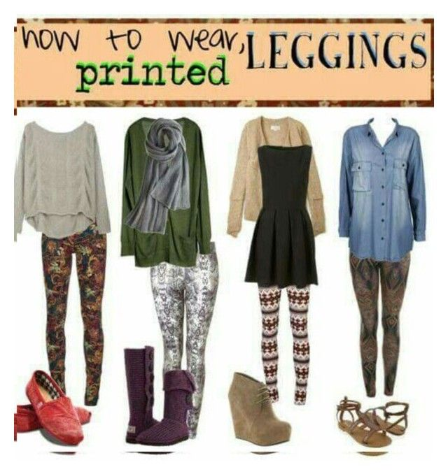 """""""How to wear your LuLaRoe Leggins"""" by mlapekas on Polyvore"""